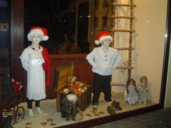 Komisijos nuomone, gražiausiai Šv. Kalėdoms šiemet pasipuošė parduotuvė