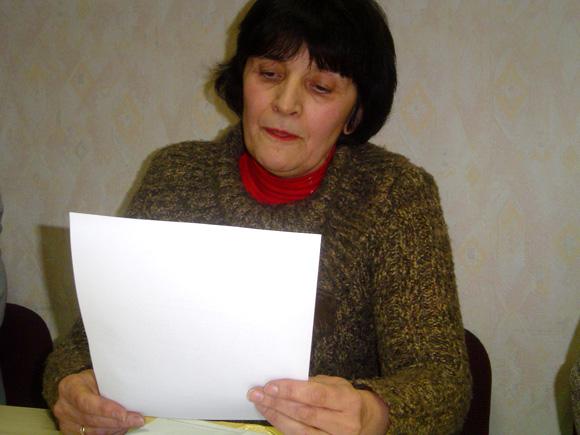 R. Kulpienė - Jaunienė. (L. Mockaus nuotr.)