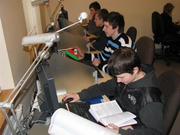 F. Bajoraičio bibliotekoje skaito beveik 22 proc. rajono gyventojų. (bibliotekos nuotr.)