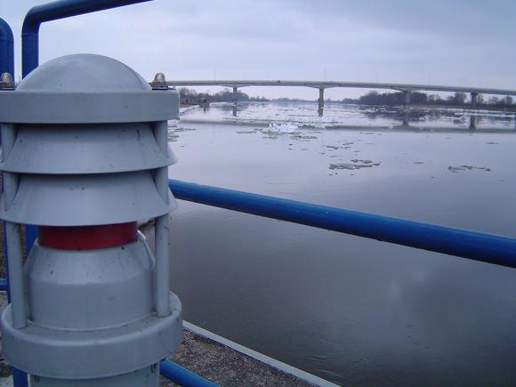 R. Renčeliauskas prognozuoja vieną didžiausių potvynių istorijoje. (silutesetazinios.lt archyvo nuotr.)