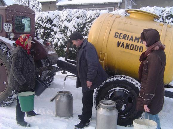 Šilutei gresia beveik 60 proc. didesnė geriamojo vandens tiekimo ir nuotekų tvarkymo kaina. (silutesetazinios.lt archyvo nuotr.)