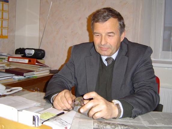 A. Kuzminskas. (O. Lidžiaus nuotr.)