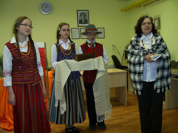 V. Astrauskienės nuotr.
