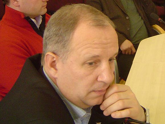 Panašu, kad S. Stankevičius prisidirbo, - nuo jo nusisuko beveik visos rinkimuose dalyvaujančios partijos. (Oresto Lidžiaus nuotr.)