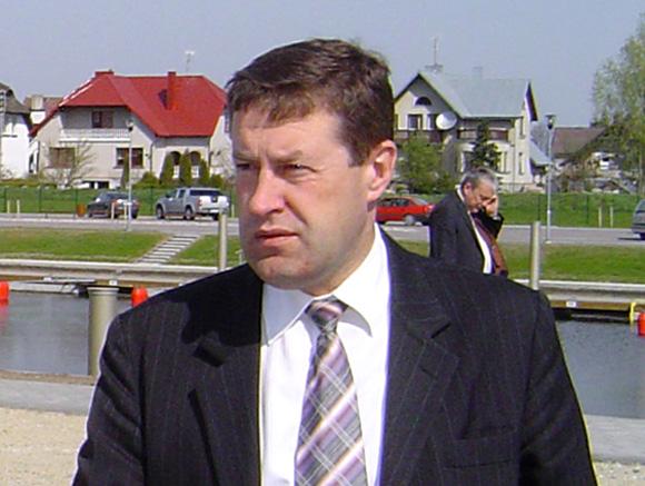 V. Pozingis išsaugojo Šilutės r. savivaldybės mero pareigas. (L. Mockaus nuotr.)