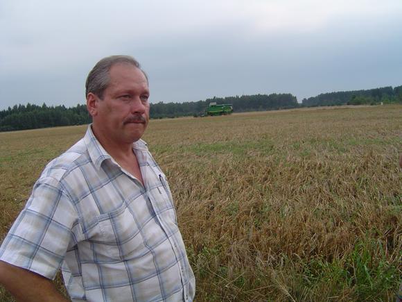 K. Andrijauskas - vienas iš trijų šilutiškių, nusprendusių savarankiškai dalyvauti savivaldos rinkimuose. (silutesetazinios.lt archyvo nuotr.)