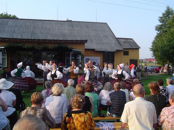 2010 metų festivalio akimirka. (silutesetazinios.lt archyvo nuotr.)