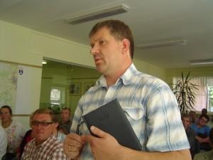 Matininkas Aidas Guntarskis