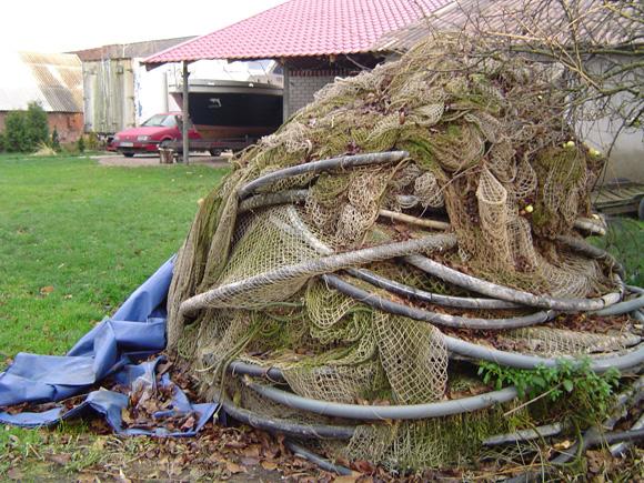 Nuo kitų metų gegužės 1 d. tiek perkant, tiek parduodant žvejybinius tinklus bus reikalingi specialūs leidimai.(silutesetazinios.lt archyvo nuotr.)