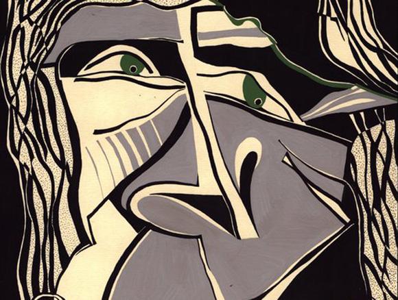Dzidas (autoportretas)