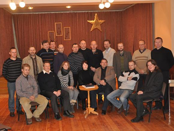 Čia maždaug pusė liberalsąjūdiečių kandidatų į Šilutės r. savivaldybės tarybą.