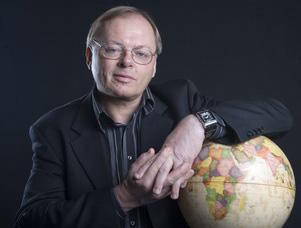 Algirdas Knystautas, judėjimo 'Už gamtą' vadovas.