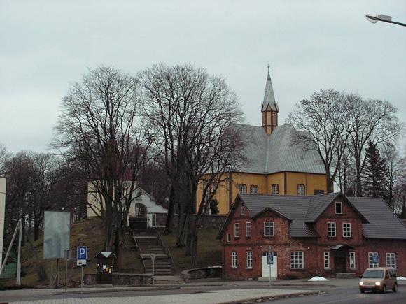 Žemaičių Naumiestis igri pretenduoja į valstybės saugomos kultūros paveldo vietovės statusą.