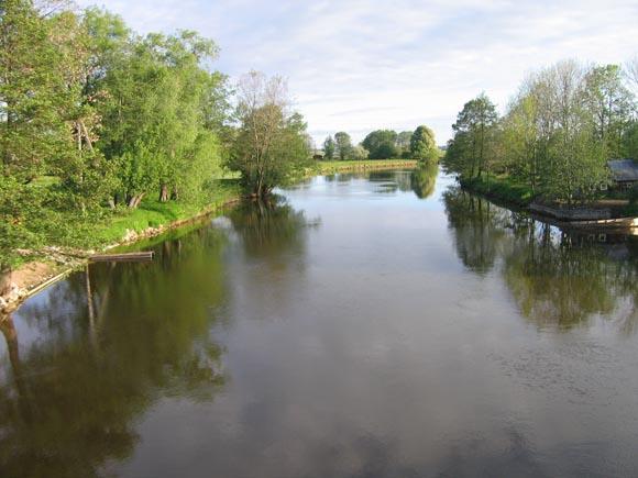 Pinigų Pakalnės (Rusnaitės) upės žiotims valyti neskirs ir Susisiekimo ministerija. (silutesetazinios.lt archyvo nuotr.)