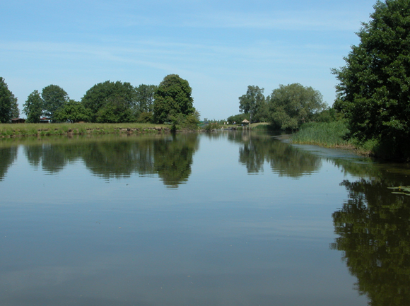 Pakalnės ir Rusnaitės upės įtrauktos į Nemuno deltos regioninio parko vandens turizmo kelių tinklą.