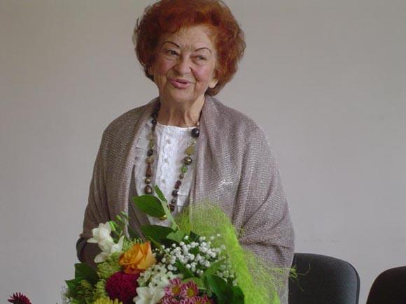 Dr. R. Dobranskienės nuopelnus Taryba įvertino Šilutės garbės piliečio titulu. (silutesetazinios.lt archyvo nuotr.)