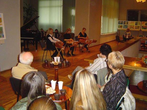 Šilutiškiams gali tekti pamiršti nemokamus pavakarojimus su muzika Kultūros ir pramogų centre. (silutesetazinios.lt archyvo nuotr.)