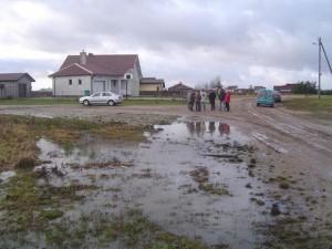 Taip Pagrynių gyvenvietė atrodė šių metų pradžioje. (silutesetazinios.lt archyvo nuotr.)
