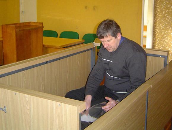 Dėl pitknaudžiavimo nuteistam A. Guntarskiui gresia nauja akistata su Temide. (silutesetazinios.lt archyvo nuotr.)