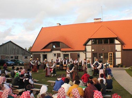 Kintų Vydūno kultūros centras. (www.silutesetazinios.lt archyvo nuotr.)