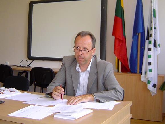 R. Steponkus: 'Per 2008 – ųjų Seimo rinkimus įstatymas nedraudė policijos pareigūnams dalyvauti rinkimų komisijų veikloje...' (silutesetazinios.lt archyvo nuotr.)