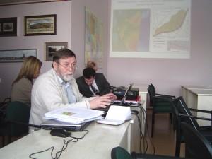 Geologas I. Vaičeliūnas. (Oresto Lidžiaus nuotr.)