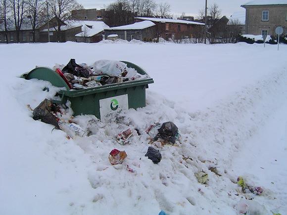 FNTT tiria skundą dėl galimai nusikalstamos veikos tvarkant komunalines atliekas Šilutės rajone. (silutesetazinios.lt archyvo nuotr.)