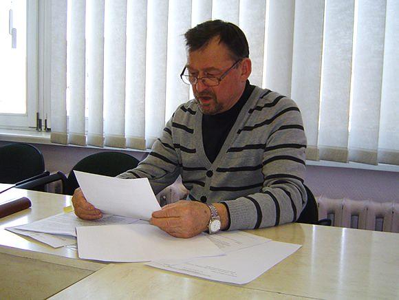 V. Kainovaitis nusprendė iš viso išeiti iš Šilutės PSPC stebėtojų tarybos. (Oresto Lidžiaus nuotr.)