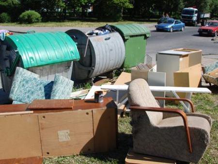 Didžiųjų atliekų surinkimo aikštelės Šilutės rajone dar teks palaukti. (ve.lt nuotr.)
