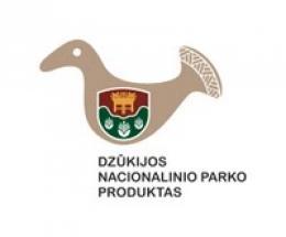 Panašiu 'paukšteliu' bus ženklinami ir Nemuno deltos regioniniame parke pagaminti produktai.