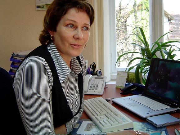 Ina Edita Kuzmienė. (silutesetazinios.lt archyvo nuotr.)