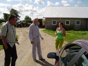 V. Macijauskienės ūkis taip pat pripažintas pažangiausiu Lietuvoje. (silutesetazinios.lt archyvo nuotr.)