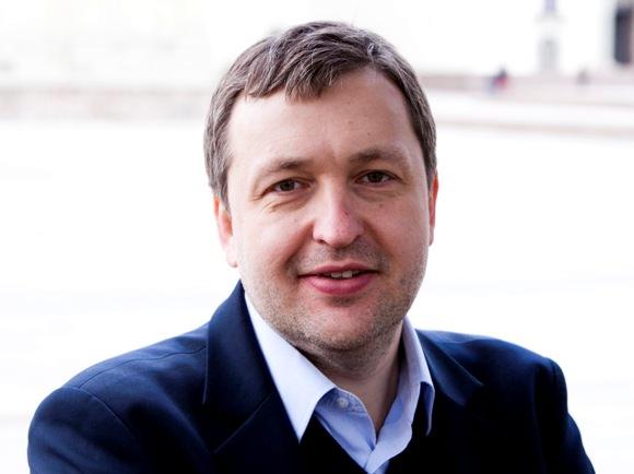 Kandidatas į Europos Parlamento narius Antanas Guoga.