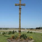 Baltijos kelio jurbarkiečių kryžius.