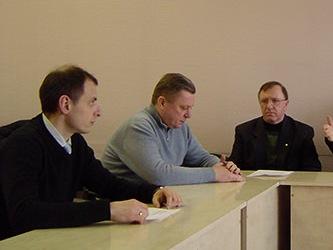 D. Soščeka (kairėje) išėjo iš Darbo partijos. (silutesetazinios.lt archyvo nuotr.)