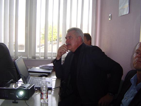 Neapsiriko. R. Višinsko pristatytas 'Kuršių deltos' projektas sulaukė politikų palaikymo. (Oresto Lidžiaus nuotr.)