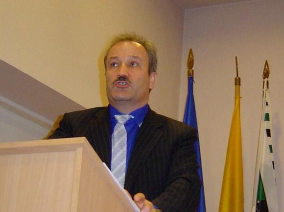 Meras V. Laurinaitis. (www.silutesetazinios.lt archyvo nuotr.)