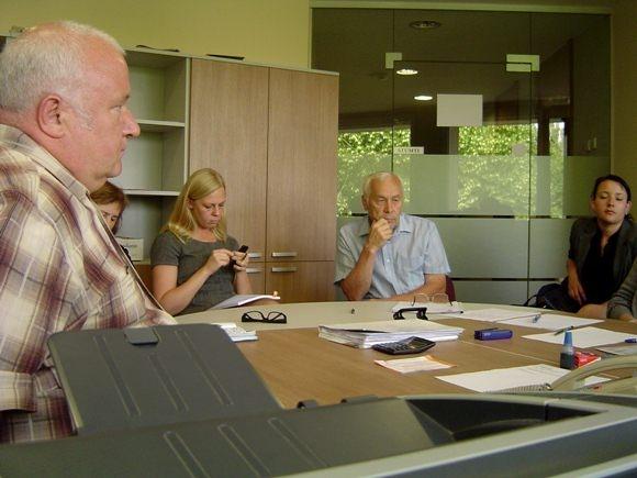 Šilutės rajono savivaldybės rinkimų komisija nusprendė pratęsti tyrimą dėl galimo bandymo papirkti rinkėją. (Oresto Lidžiaus nuotr.)