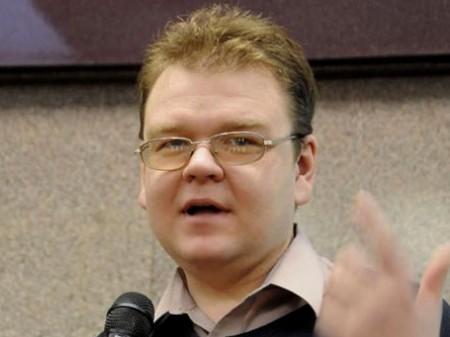 K. Gabšys kurį laiką gyveno ir darbavosi Šilutėje. Dabar jis - Tauragės mero patarėjas. (Eimanto Chachlovo, ve.lt, nuotr.)