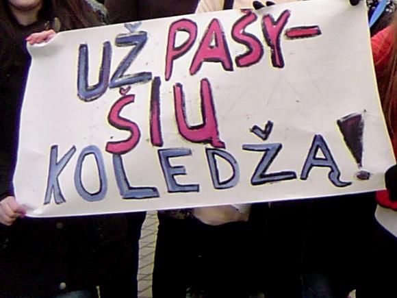 Svajoti dar niekas neuždraudė. (www.silutesetazinios.lt archyvo nuotr.)