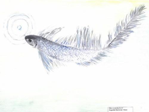 A. Karcevo 'Svajonių žuvis'.
