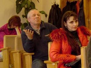 R, Jaruškevičius yra R. Jaruškevičius. (O. Lidžiaus nuotr.)
