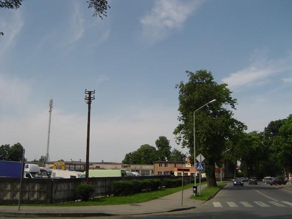 'Lidl' sudomino galimybė statyti prekybos centrą planuojamos iškelti UAB 'Šilutės autobusų parkas' vietoje. (www.silutesetazinios.lt archyvo nuotr.)