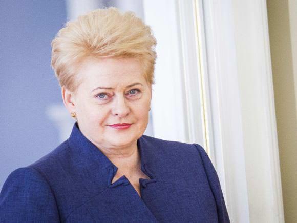 Dalia Grybauskaitė. ( Luko Balandžio, 15min.lt nuotr.)