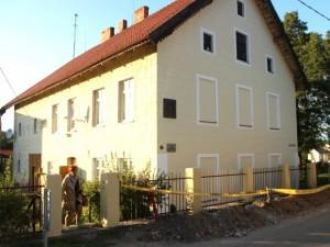 H. Zudermano gimtasis namas Macikuose.