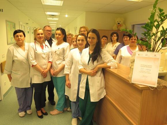 Tauragės gimdymo namuose gimdyvės randa profesionalų komandą ir moderniausią medicinos įrangą.