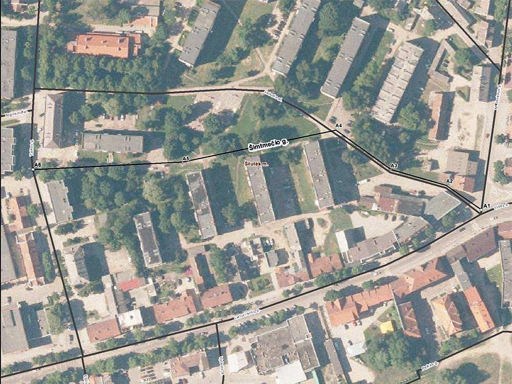 Post image for Oficialioji Šilutė nori Šimtmečio gatvės