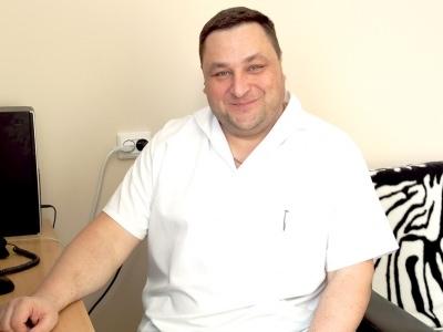 Geriausia prostatos vėžio profilaktikos priemonė – ankstyvoji diagnostika - E. Padimanskas. (www.silutesligonine.lt nuotr.)