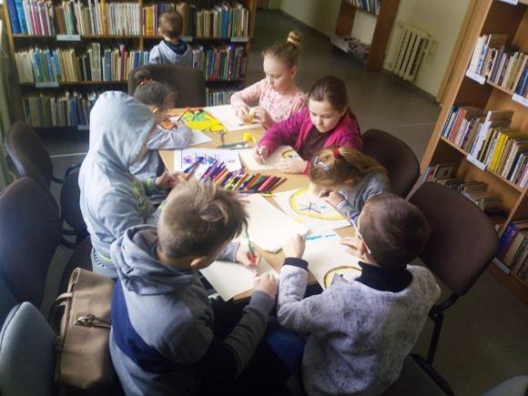 Bikavėnų bibliotekos nuotr.