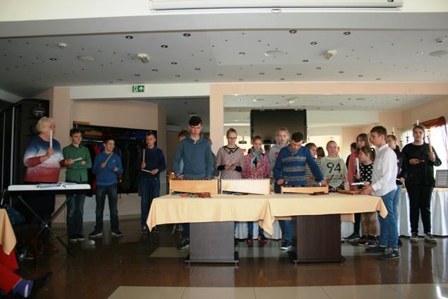 Rusnės specialiosios mokyklos nuotr.